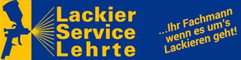 Lackier-Service-Lehrte - Logo